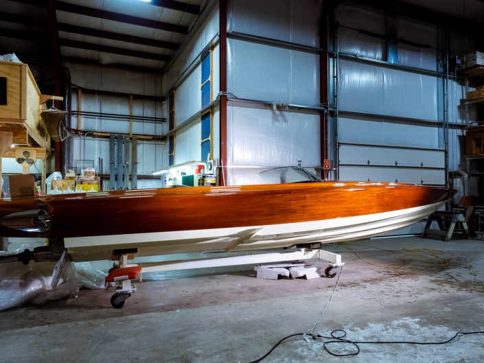 The Distance: Van Dam Custom Boats